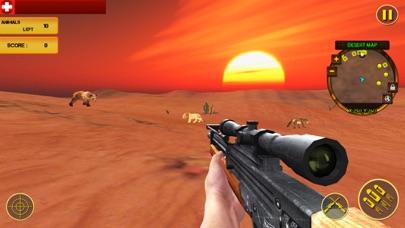 Desert Animal Shooting 18 Pro screenshot three