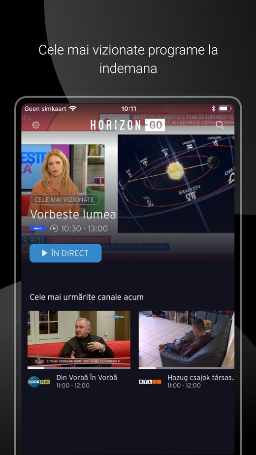 Horizon Go Romania】版本记录- iOS App版本更新记录|版本号|更新时间