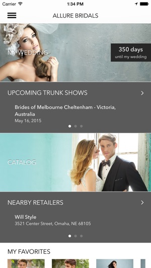 Allure Bridals on the App Store