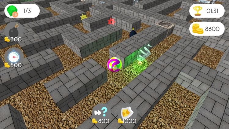 Heaven Maze 3D