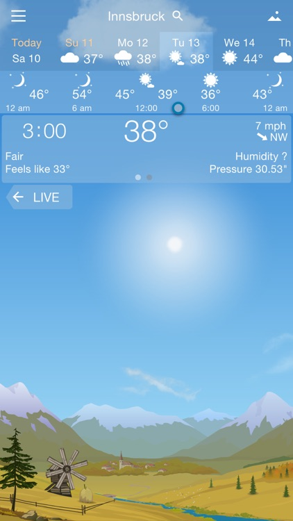 YoWindow Weather screenshot-4