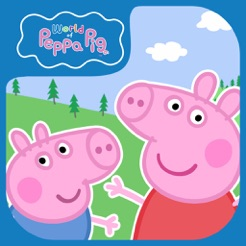 World of Peppa Pig 4+