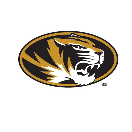 Missouri Tigers Stickers for iMessage