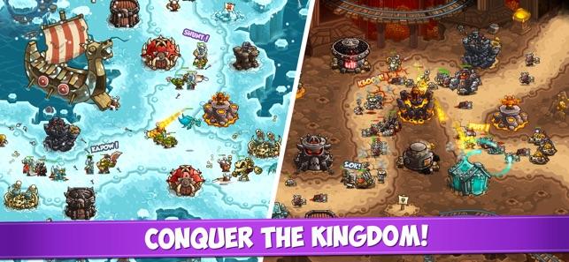 kingdom rush origins pc vs mobile