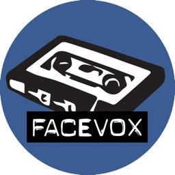 FACEVOX: Social Voice Memos