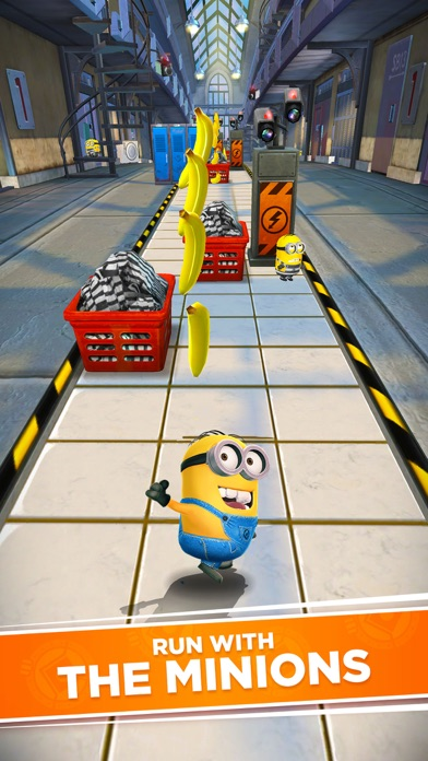 Minion Rush Screenshots