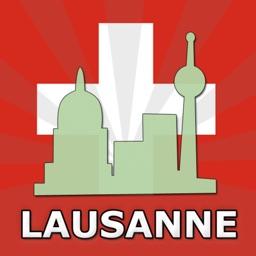 Lausanne Travel Guide Offline
