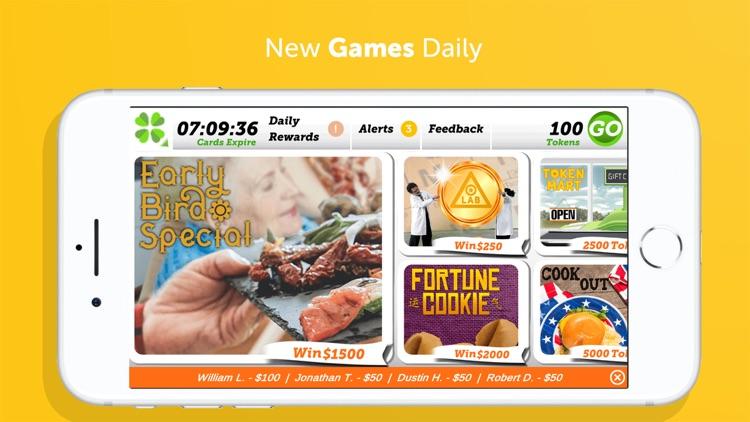 Lucktastic - Fun Scratch Cards screenshot-0