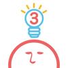 四角い頭を丸くする3 - アハ体験の脳トレ...