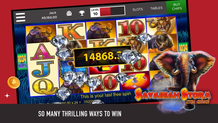 JACK Entertainment Slots screenshot-3