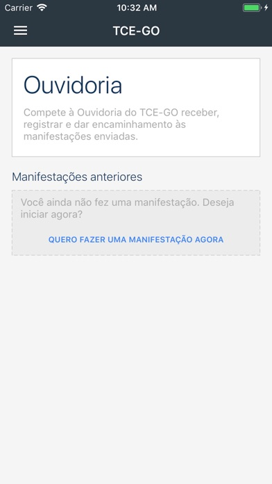 App TCE-GO Preview 0