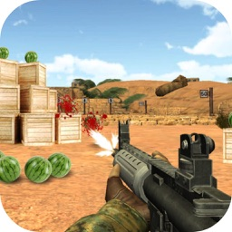 Target Shooting Fruit Advance