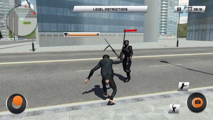 Apes War Crime City screenshot-2