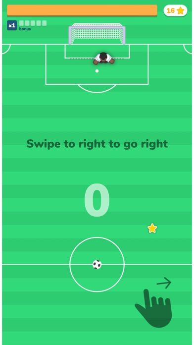 Goalz . screenshot 1
