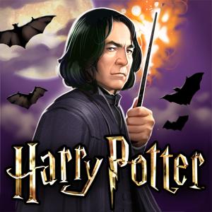 HARRY POTTER Secret à Poudlard app
