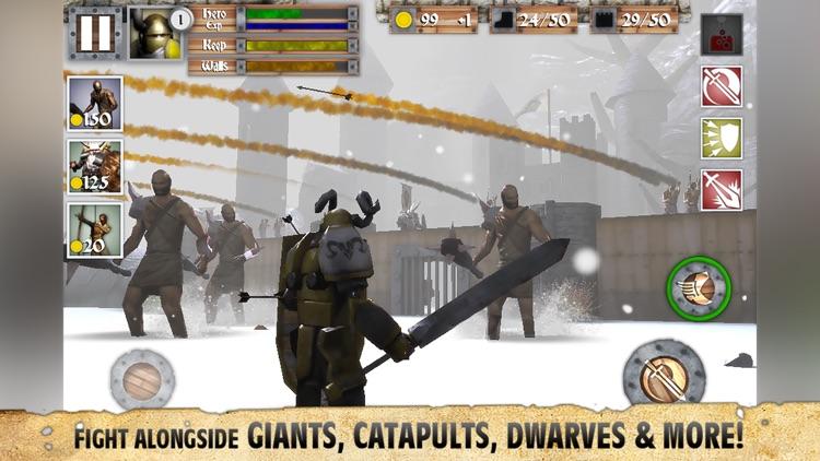 Heroes and Castles screenshot-4