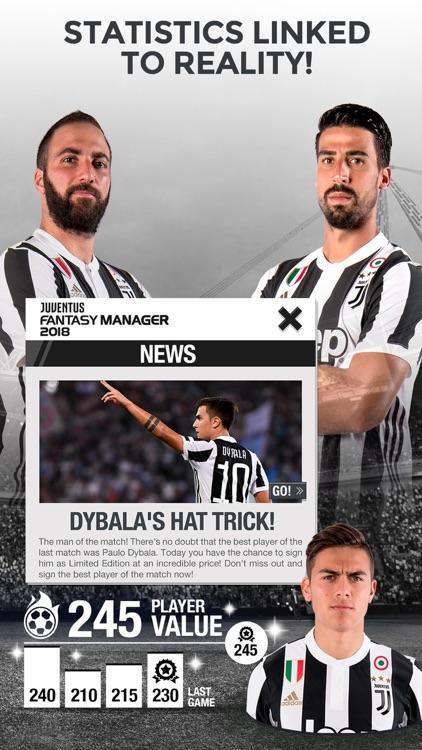 Juventus Fantasy Manager 2018