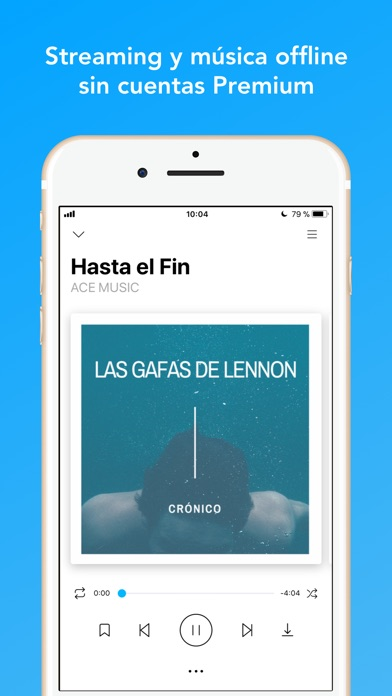 download MonkingMe Descargar Música apps 5