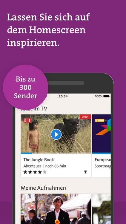Swisscom TV Air