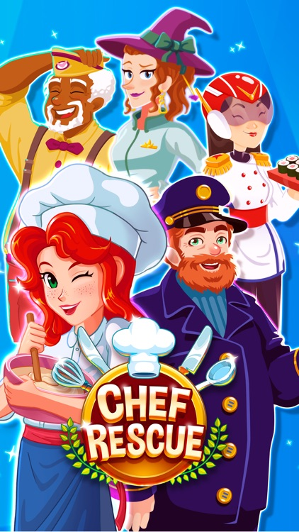 Chef Rescue - Cooking Game screenshot-0