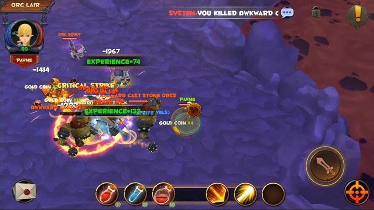 Guardian Battle screenshot-3