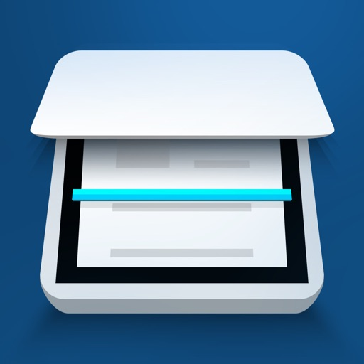 Scanner for Me: Scan documents application logo