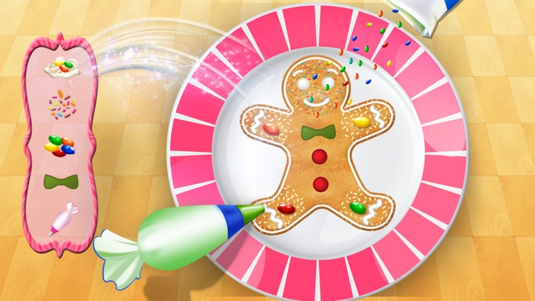 Ginger Bread Cookie Maker screenshot-3