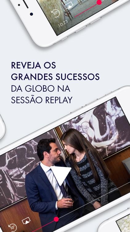 Globo Play screenshot-4