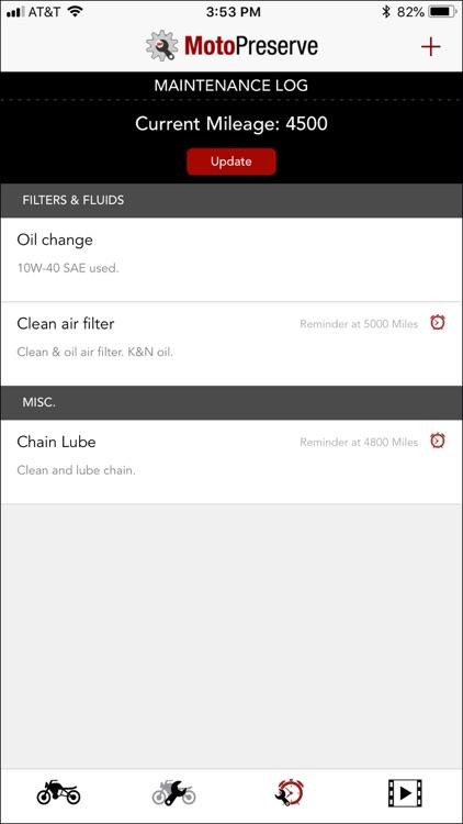 MotoPreserve screenshot-6