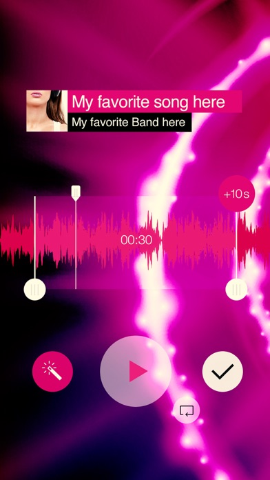 Music Ringtones for iPhone Screenshot