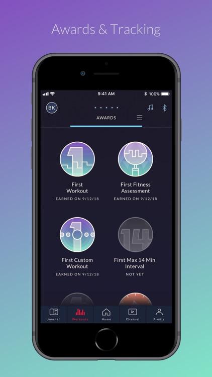 Bowflex Max Intelligence™ screenshot-4
