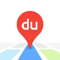 百度地图-出行必备的智能路线规划导航软件