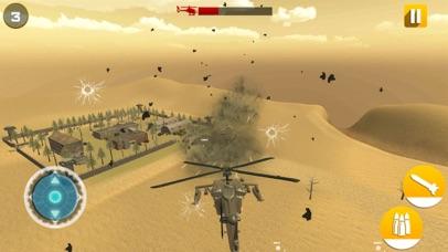 Gunship Air Combat  3D Action screenshot 1