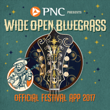 Wide Open Bluegrass 2017 App