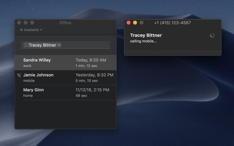 Telephone Screenshot