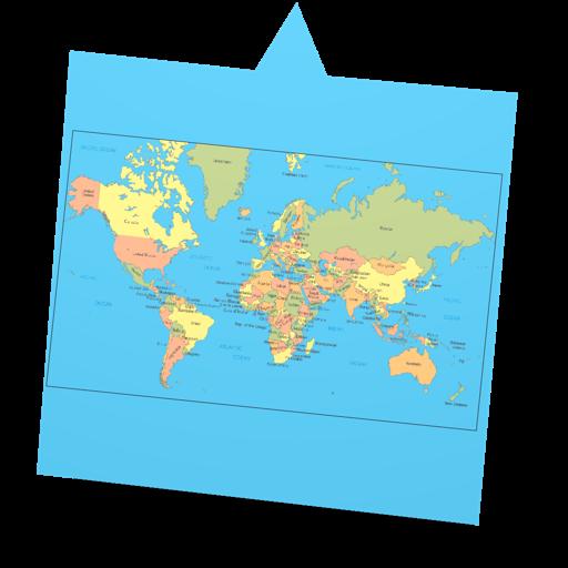 Menu Map