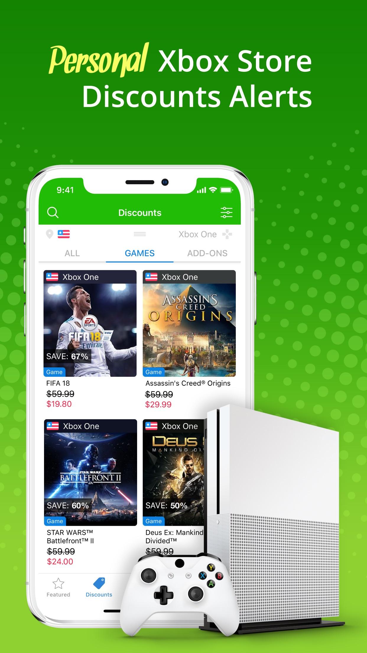 XB Deals Screenshot
