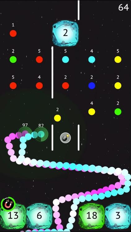 Twin Snake - Arcade screenshot-3