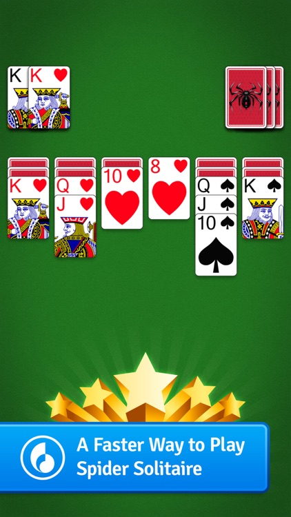Spider Go: Solitaire Card Game screenshot-4