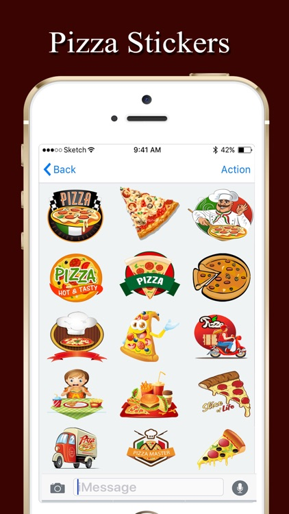Pizza Emojis