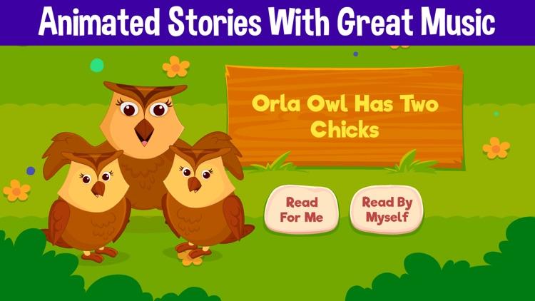 Kidlo Bedtime Stories for Kids screenshot-8