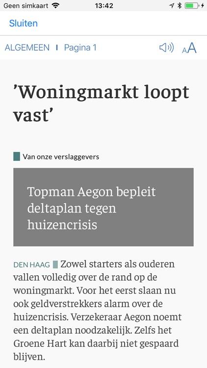 De Gooi- en Eemlander - krant