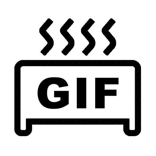 GIFトースター (GIF生成)