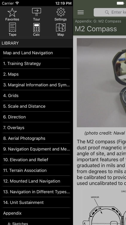 Map and Land Navigation screenshot-4