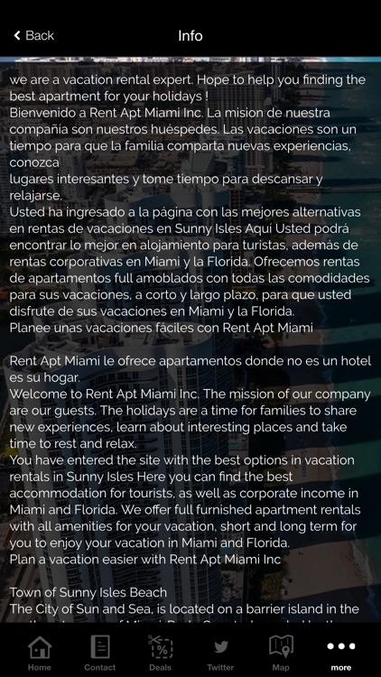 Rent Apartments Miami screenshot-3
