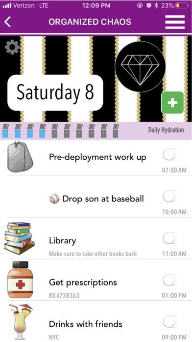 OrganizedChaosApp screenshot 2