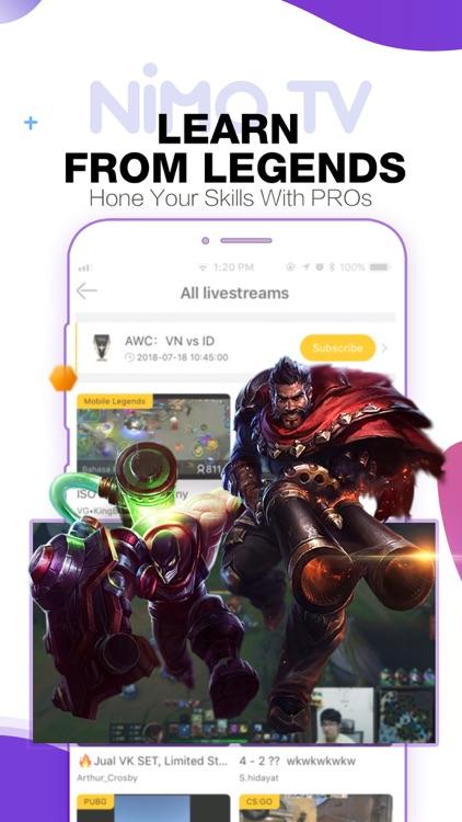 Nimo TV-Play. Live. Share. screenshot-7