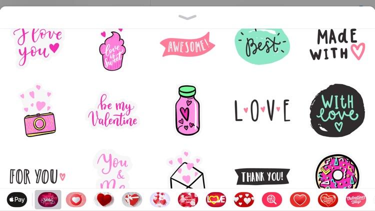 Happy Valentine's Day Love screenshot-4