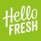 HelloFresh is an app that lets users browse for healthy recipes, get cooking tips, or even subscribe to their weekly meal kit plans