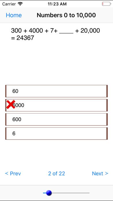 Grade 3 Math & Science screenshot four